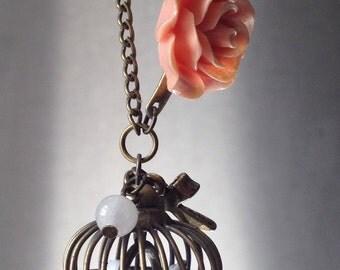 Tweetie necklace