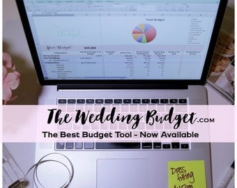 The Wedding Budget - Complete Online / Offline Budget Tool for weddings.
