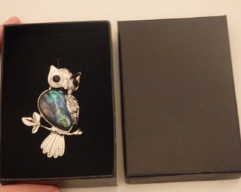 18 brooch gift box cardboard jewelry gift box wholesale