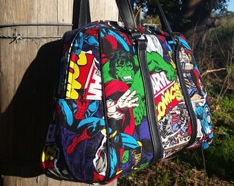 Comic themed Handbag