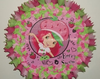 Strawberry Shortcake & Friends Pinata - Choose your Style (9 - 12)