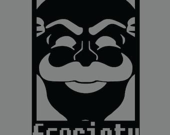 Mr. Robot - fsociety Vinyl Decal