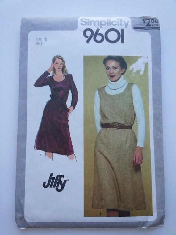 Pullover Kleid /fall/ Büro 80er Jahre Pullover / Schütte Hals