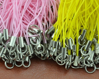 100 pcs Cellphone Strap / Lanyard/Cell Phone Strap - Cell Phone Lanyards