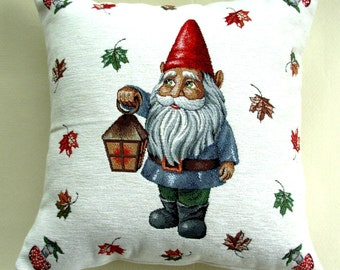 Decorative Pillow, Gnome Pillows, Gnome Pillow Covers, Home Decor Accessories , Great Gifts For Girls.