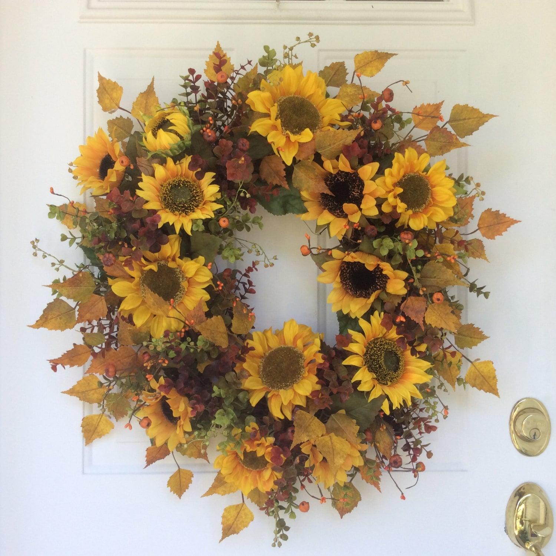 Sunflower decor 28 images popular sunflower table for Sunflower home decor