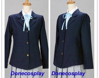 K-On! -- Female Uniform Cosplay Costume