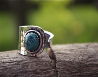 Choose your stone! Ring silver with stone. Tribal jewelry