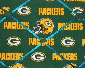 These French Memory Board / Note Boards, wall hanging for home or office to post information.  Green Bay Packers, Army, Moon / Stars design.