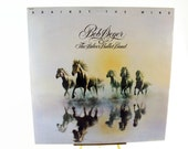 "Bob Seger & the Silver Bullet Band ""Against the Wind"" , Vinyl LP Record, SOO-12041"