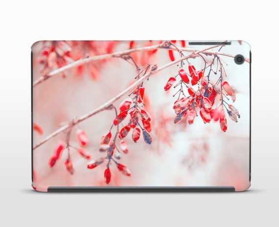 Barberries Art, Kindle Fire Case, Ipad Cover, Galaxy Note, Nature Photography