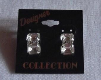 Designer Glass Earrings