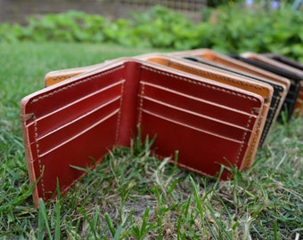 Full Grain Bi-Fold Wallet