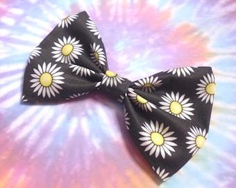 90's Inspired Daisy Dress Hair Bow