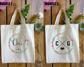 "TOTE BAG ""invited gift"""