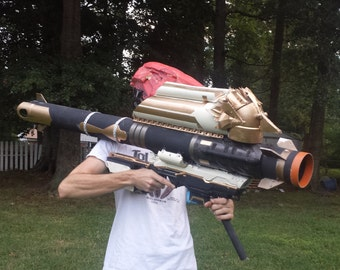 Destiny inspired Gjallarhorn Rocket Launcher