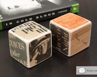 Writer's Block: Truman Capote