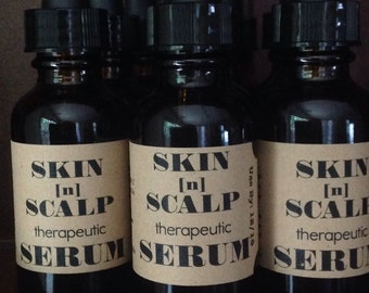 Skin n Scalp Serum