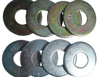 """Eight 2"""" Washer Toss Replacement Washers -FREE SHIPPING"""