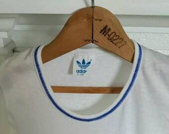 Vintage Adidas Shirt, Adidas Trefoil Shirt, Vintage Adidas T-shirt, Womens Adidas Shirt, Adidas T-shirt
