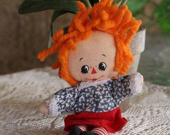 Vintage Knickerbocker Doll