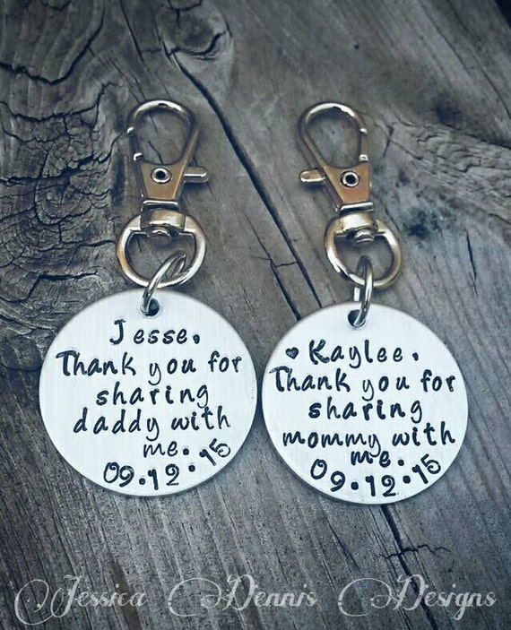 Childrens Wedding Gifts: Wedding Gift For Kids Thank You For Sharing Mommy/daddy With