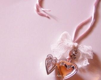 Collana Cuore, necklace hearts, collana portafoto medaglione,heart locket necklace, necklace photo locket, heart locket, choker necklace