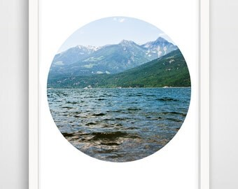 Kaslo- Printable Art, Downloadable Photo, Wall Print, Home Decor