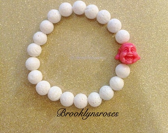 Buddha - White Coral