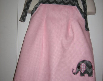 Little Girls Pillow Case Dress