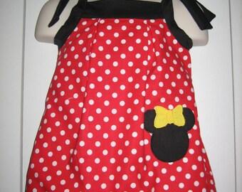Toddler Pillow Case Dress