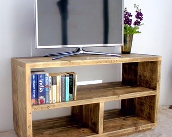 MILLER | Reclaimed Wood TV Unit - Handmade & Bespoke