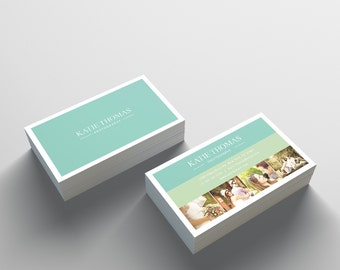 Business Card Template Sided Business Card Design - 2 sided business card template