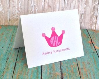 Pretty Pretty Princess Notecard Set