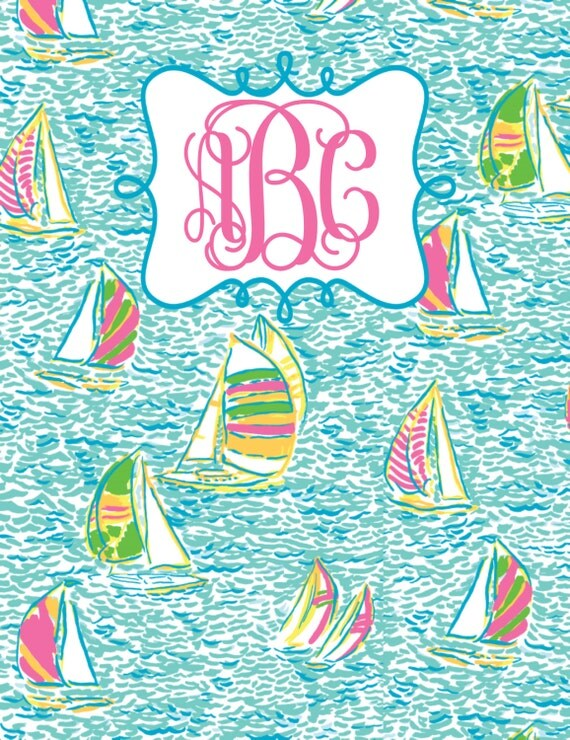 Silly for Lilly #10 Personalized Notebook