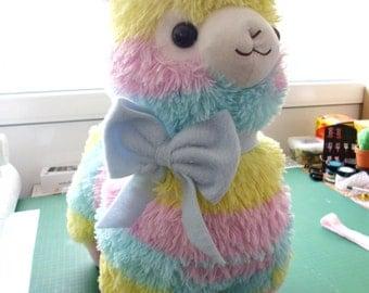 Ribbon Bow for your Alpacasso Alpaca Arpakasso no Alpaca included