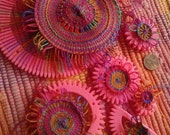 Set of Wee Looms for circle weaving