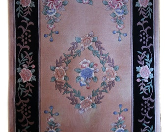 Antique Chinese Rug Etsy
