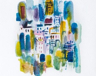 cityscape no. 14