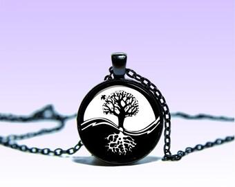 Yin yang tree   Etsy