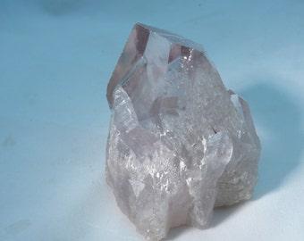 Rose Quartz point specimen huge Top Quality Herkimer Diamond Crystal Point Rose Quartz specimen Rose Quartz jewelry Quartzpoint specimen