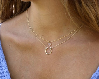anastasia necklace, 50 SHADES, Gold plated silver necklace, simple, minimal necklace, fifty shadows