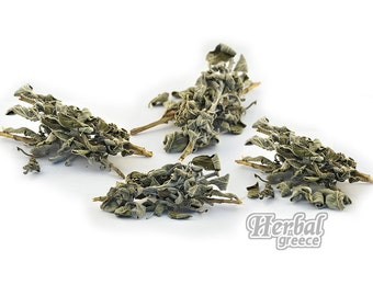 Sage, Herb, Greek, Dried 100g(3.5oz.)