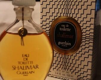 New bottle Shalimar Edt, 100ml-3.4fl.oz.