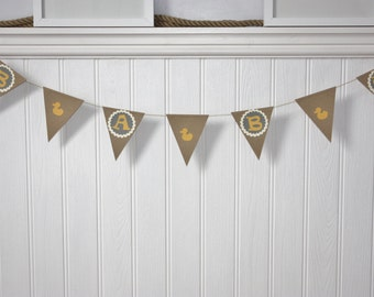 Paper Baby Bunting