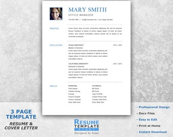 personal resume template word word resume template resume cover letter template word cv