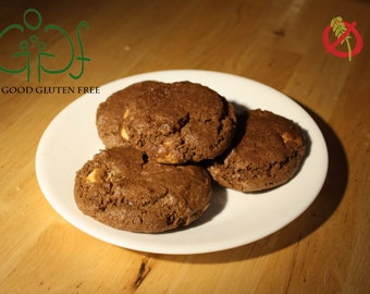 Double Chocolate Cookie *Gluten Free!*