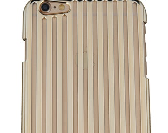 Gold Vertical Element Case for iPhone 6 Plus