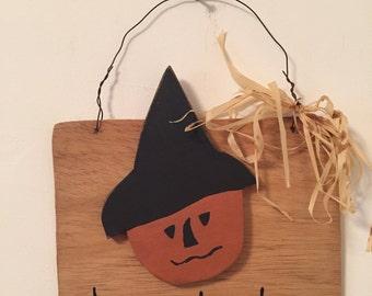 Jack-o-lantern Autumn Sign!