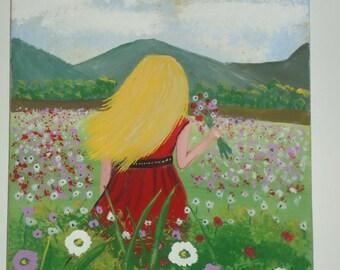 Wendy, Fields of Innocence
